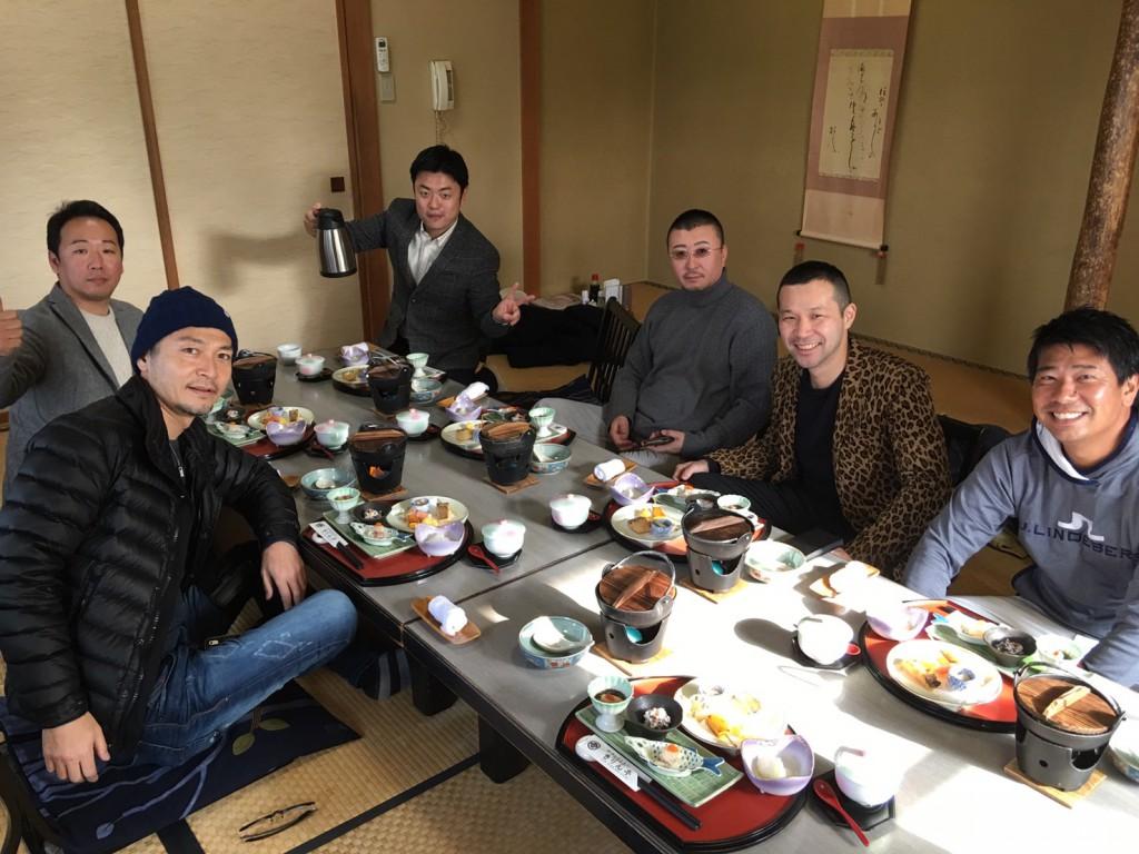 第3回 外食虎塾 秋田美味いもツアー2016