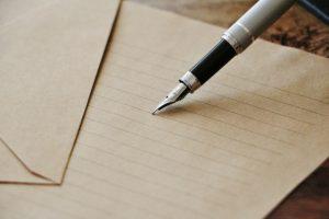 名刺交換の後に必ずやっておきたい、リピート対策に有効な3つの『手紙』